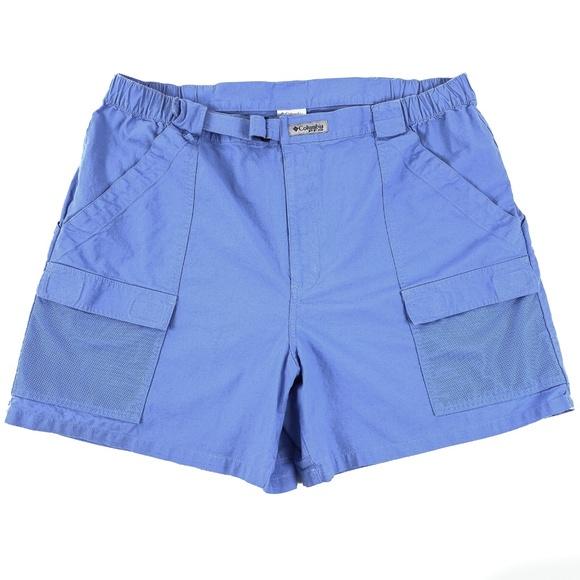 "NWT Men/'s PFG Columbia Half Moon 2 Shorts Size L Inseam 6/"" Green"